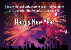 Happy New Year Wishes for Business Colleagues