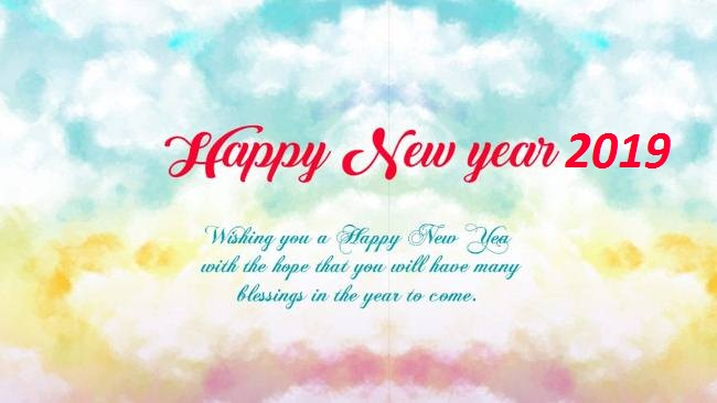 Free Download Happy New Year Greetings and Messages 2021