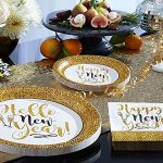 Happy New Year Tableware