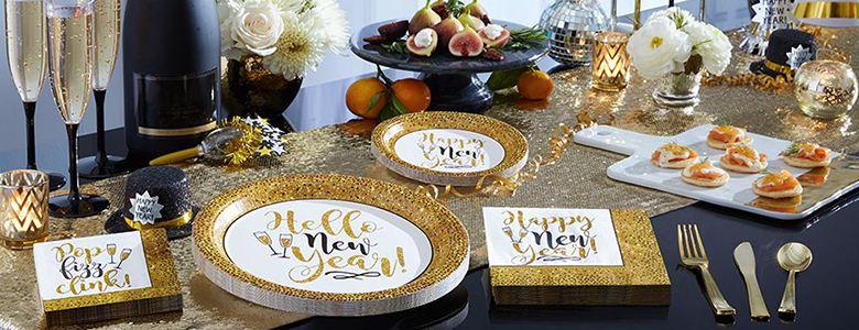Happy New Year Party Ideas