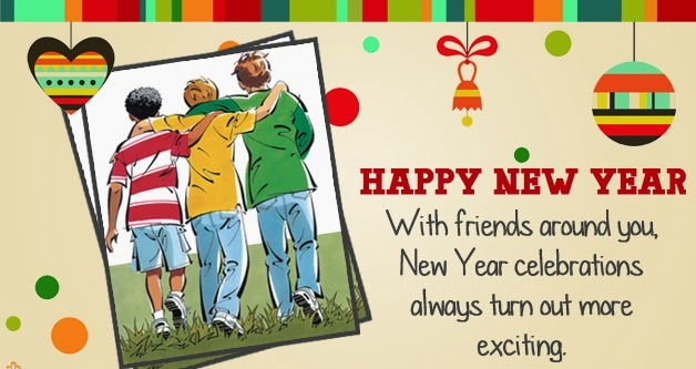 Happy New Year Eve Status for Facebook and Whatsapp