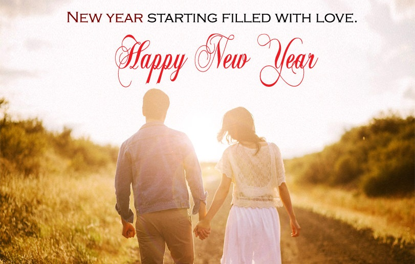 Happy New Years Eve Promises for Love