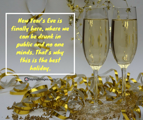 Happy New Years Eve Funny Quotes