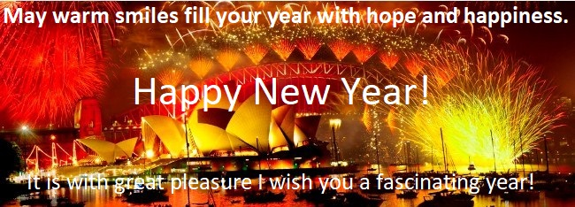 Happy New Year Wishes With Images
