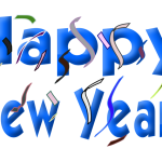 Free Happy New Year's Eve Clip Art
