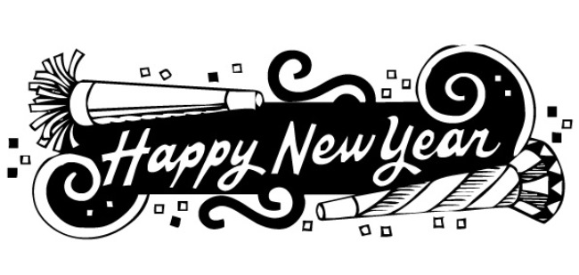 The Best New Years Eve Clipart Free