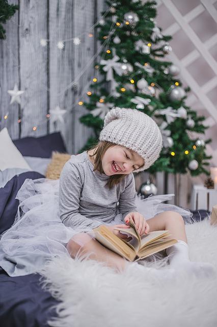 Kids Christmas Poems