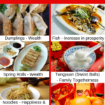 Chinese New Year Traditional Food Dishes